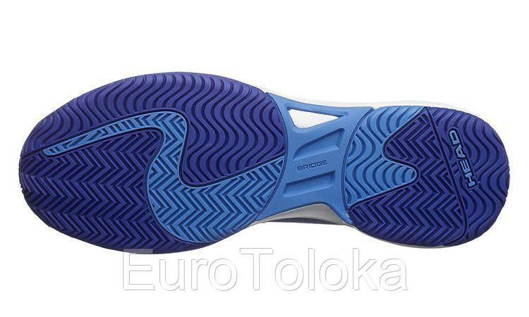 9064bd53 Кроссовки для большого тенниса Head Breeze женские, цена 1 400 грн., купить  Нововолынск — Prom.ua (ID#541425558)