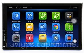 Магнитола Android Terra 4078A, Андроид 6.0