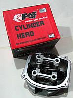 Головка цилиндра комплект GY6-125куб