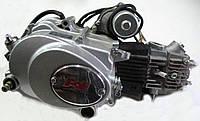 Двигатель. DELTA-110куб. Механика