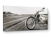 Картина на металле: Мотоцикл