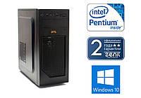 Системный блок ZEN004 (Intel Pentium G4400/4GB DDR4/500GB HDD)