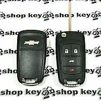 оригинальный ключ для chevrolet cruze