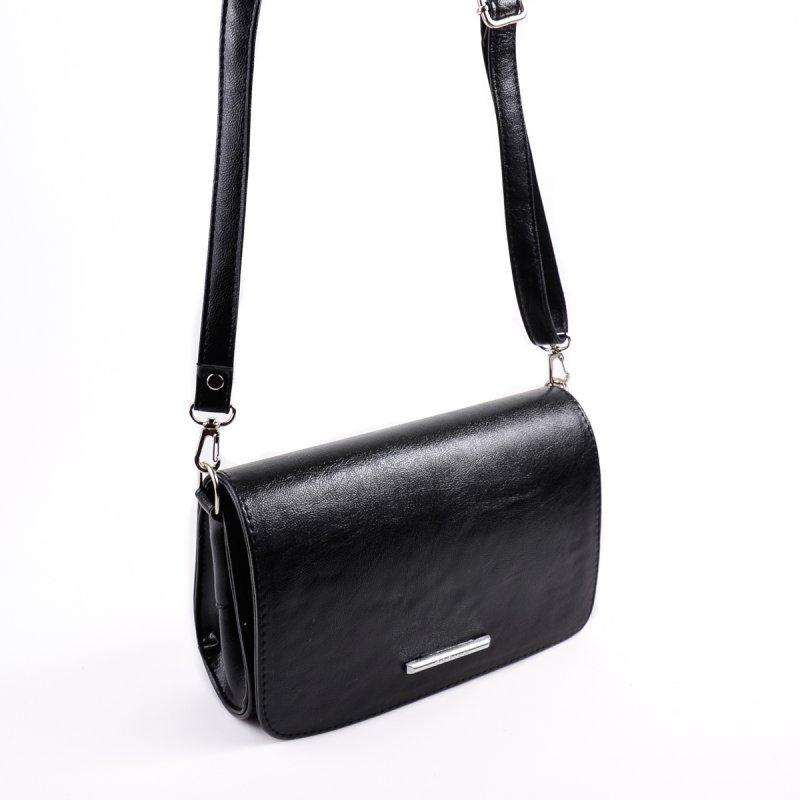 ea381fdd9eb2 Классическая сумка-клатч М63-Z черная с клапаном: продажа, цена в ...