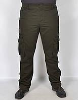 """Чоловічі штани однотонні  """"Loshan"""""""