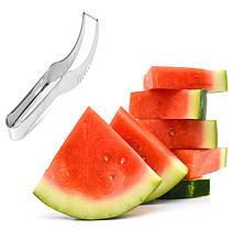 Нож для арбуза и дыни Watermelon Slicer нарезка дольками, фото 3