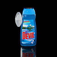 Гель для унитазов Dr. Devil AQUA Девил 400 мл и запасной блок