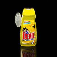 Гель для унитазов Dr. Devil Lemon Девил Лимон 400 мл запасной блок