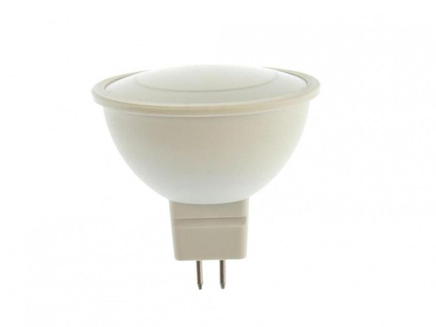 Лампа 3Вт 4000K GU5.3 DELUX JCDR ЛЕД
