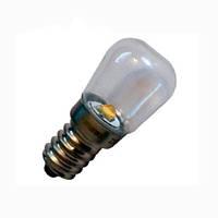 Лампа Lemanso LED E14 1,5W 100LM 2700K прозр/ LM363 для холодильника