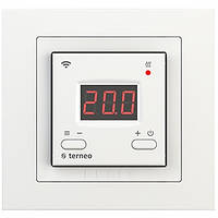 Wi-Fi терморегулятор terneo ax unic (белый)
