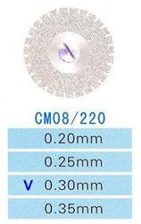 Диск алмазний двосторонній CM08/220/0.30 Kangda Gold Eagle