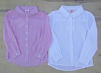 Рубашка для девочки.  Размеры: 98