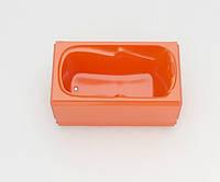 Ванна акриловая ARTEL PLAST Арина (170) оранжевая, фото 1