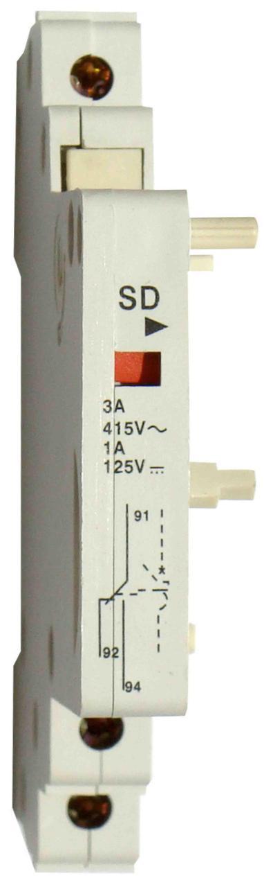 Модульный контакт состояния СК-2 (аварийный) к ВА 1-63, 4,5 кА