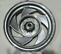 Диск титановый передний для скутера. размер 2.50*10