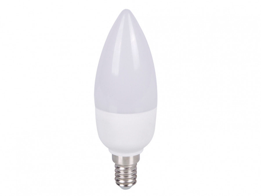 Лампа 5Вт 2700K E14 DELUX BL37B ЛЕД