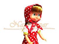 Музыкальная кукла маша-танцовщица (маша и медведь) 37см