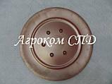 Тарелка скользящая косилки роторной 1.65 м 503601052 диаметр 770 мм, фото 2
