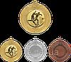 Медаль MMC1045 с жетоном и лентой