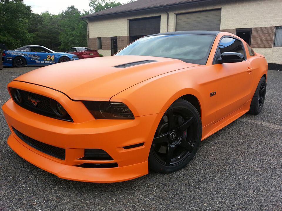 Avery Orange Matte AP2240001