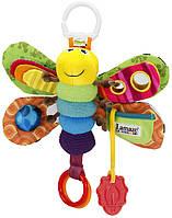 Развивающая игрушка Tomy Lamaze Мотылек Фредди (LC27024)