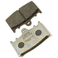 Комплект тормозных колодок Ferodo Platinum FDB574P, фото 1