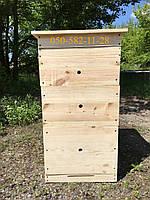 Улей для пчел двухкорпусный Рута 12 рамок