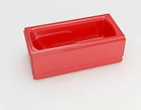 Ванна акриловая ARTEL PLAST Варвара (180) красная, фото 1