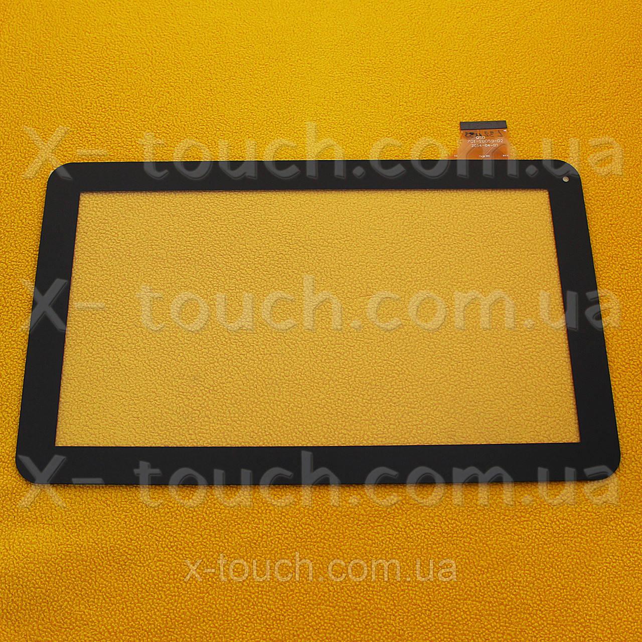 Тачскрин, сенсор ZJ-10020A FHX черный для планшета