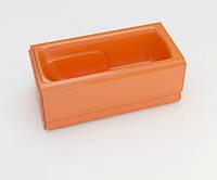 Ванна акриловая ARTEL PLAST Варвара (180) оранжевая, фото 1
