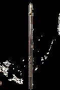 Телескопическое удилище с кольцами Libao Challenger 4m