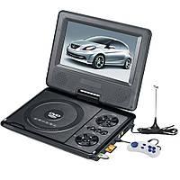 Портативный DVD Плеер Portable DVD NS-958 Game EVD USB SD TV FM, 9 дюймов