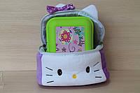 Детский ланчбокс в наборе с мягкой сумкой тм Копиця