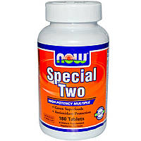 Now Foods, Special Two, 180 таблеток
