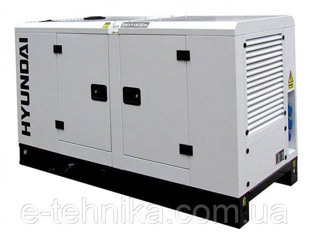 Электростанция  Hyundai DHY11KSEm + ATS