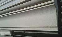Фасадный декор из пенопласта с армирующим покрытием