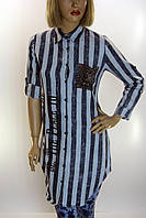 Рубашка -платье Donna Lila