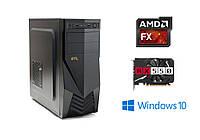 Системный блок ZEN006 (AMD FX-4100/DDR3 8GB/RX-550 2GB/500GB)