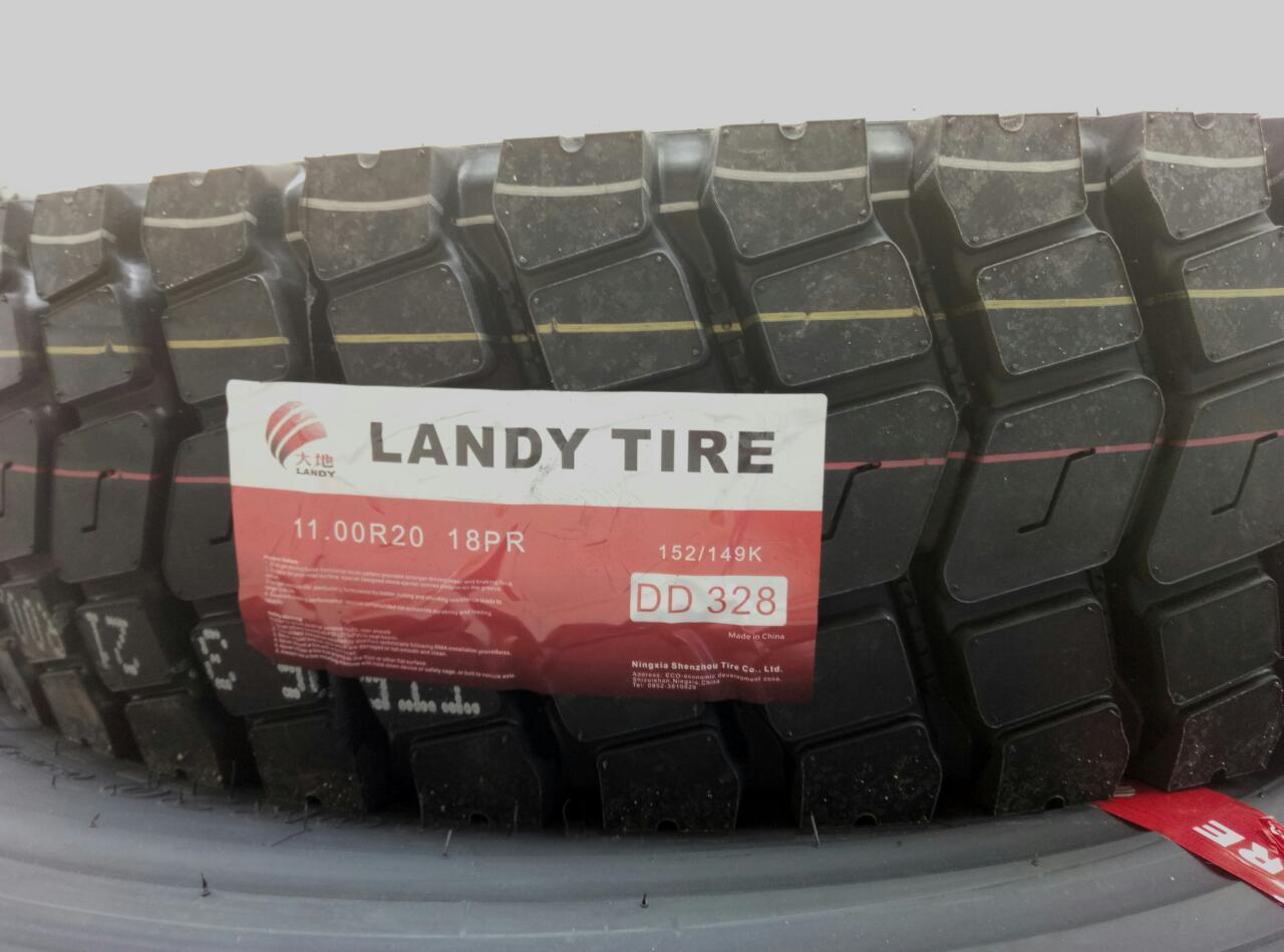 Грузовые шины Landy DD328, 11.00R20, 11R20 (300-508)