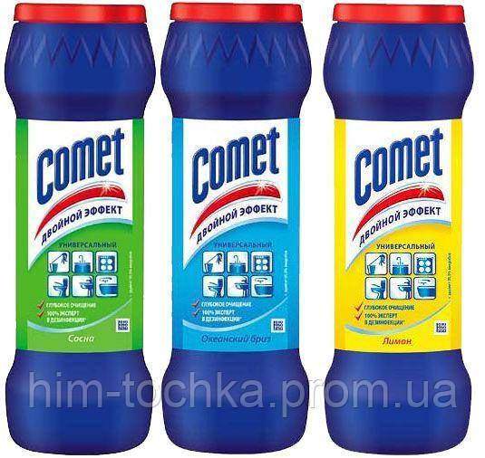 """Чистящее средство """"Comet"""" 475 г, лимон"""