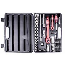 Профессиональный набор инструментов INTERTOOL ET-6072, фото 3