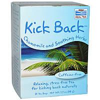 Now Foods,  Ромашки и успокаивающие травы, Caffeine-Free, 24 пакетиков  (48 г) Каждый