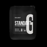 Укрепляющий грунт глубокого проникновения на акрилатной основе Standart Grunt  от ТМ Kolorit