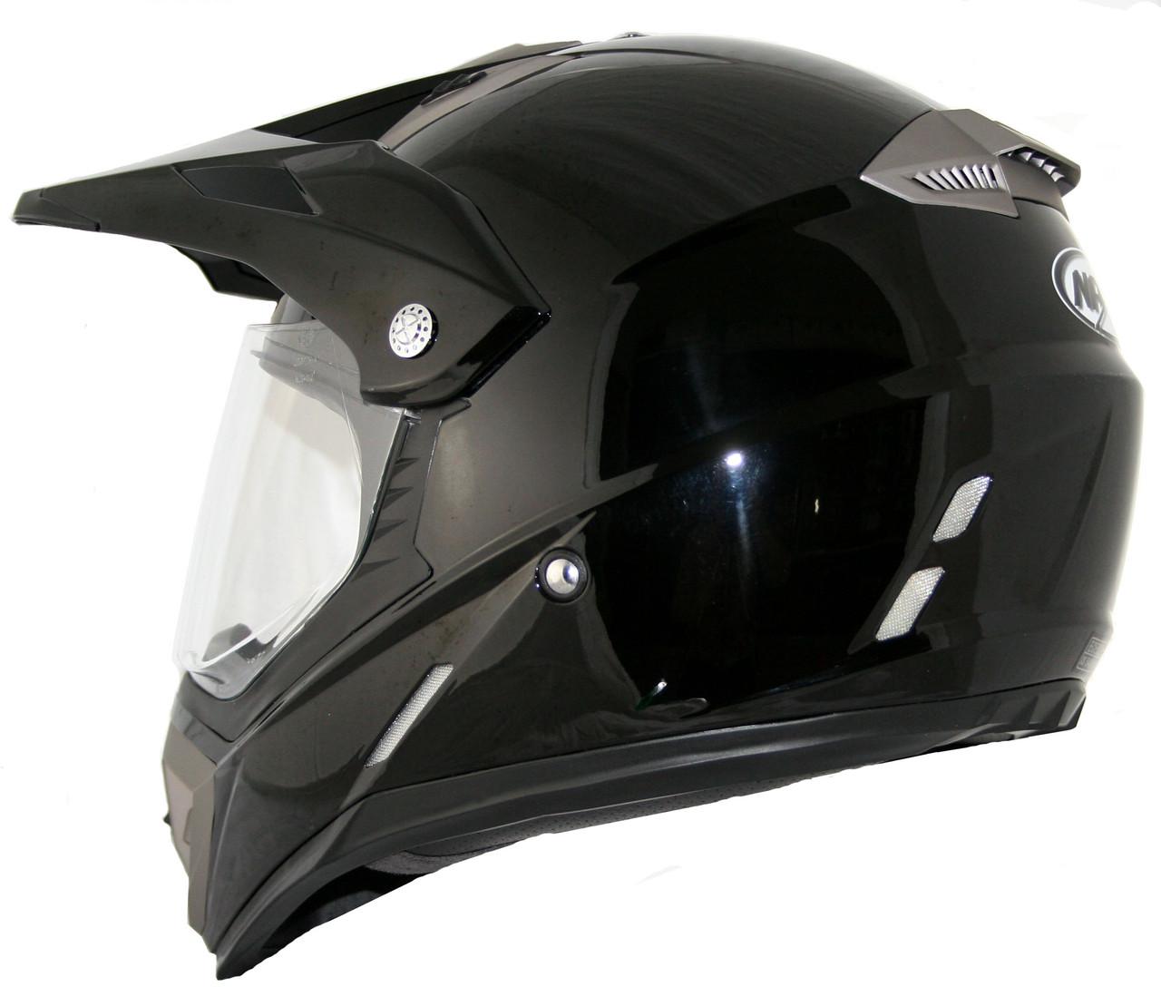 Мотоциклетный шлем NAXA CROSS ENDURO CO2A r.S