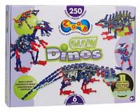 Конструктор ZOOB Glow Dino, фото 1