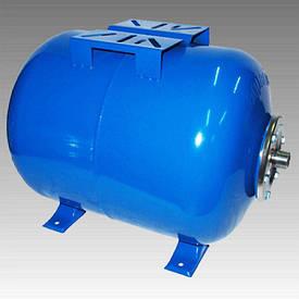 Гідроакумулятор горизонтальний Aquatica 779125, 100л