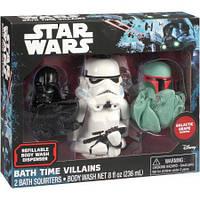 Гель для душа и 2 мочалки Звездные войны Star Wars, фото 1
