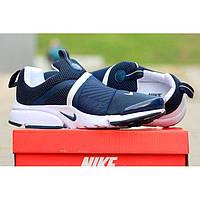 new product a4e83 fecbd Кроссовки Nike Air Presto Extrem Blue White