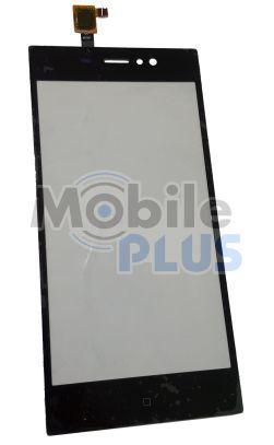 Сенсорный экран (тачскрин) для телефона Nomi i5031 EVO X1 Black